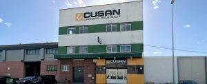 Fachada tienda Cusan